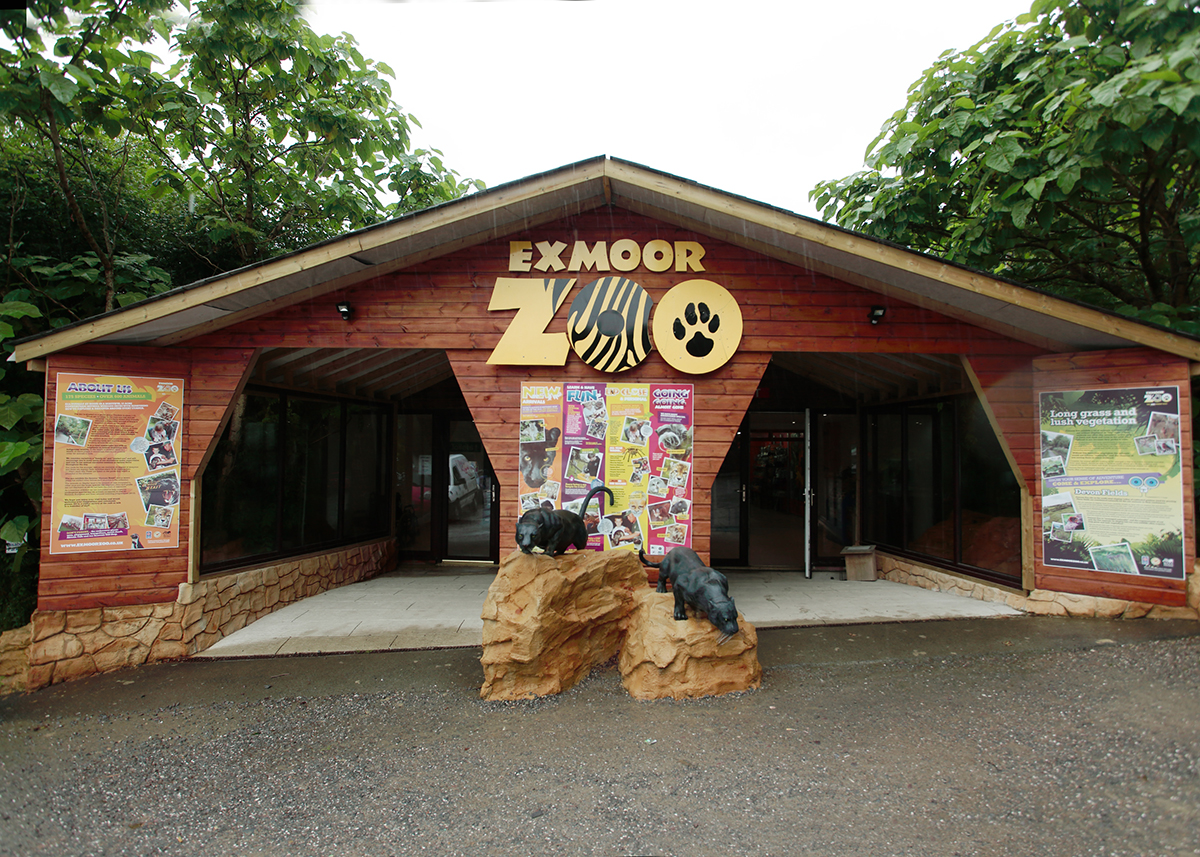 Exmoor Zoo a great family attraction day out and things to do in North Devon